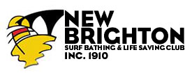 New Brighton Surf Life Saving Club Logo